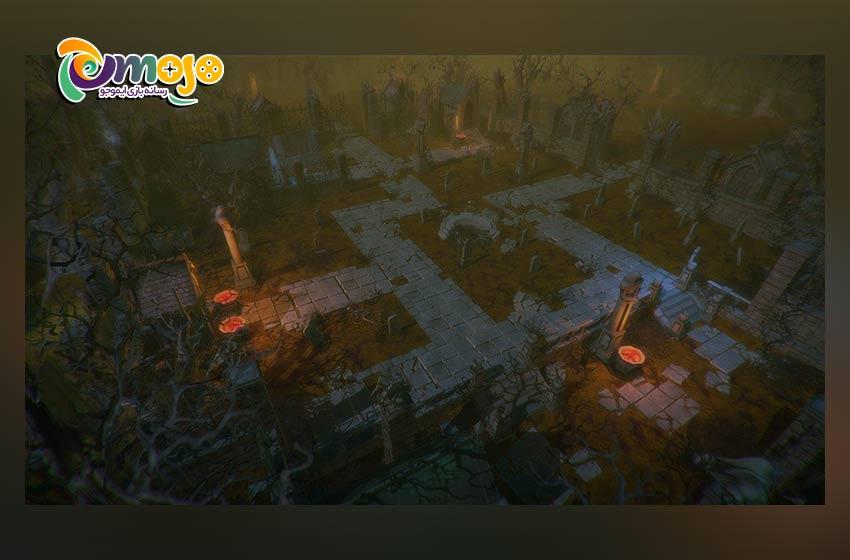 Stunning Unity 3D Graphics در بازی Raziel