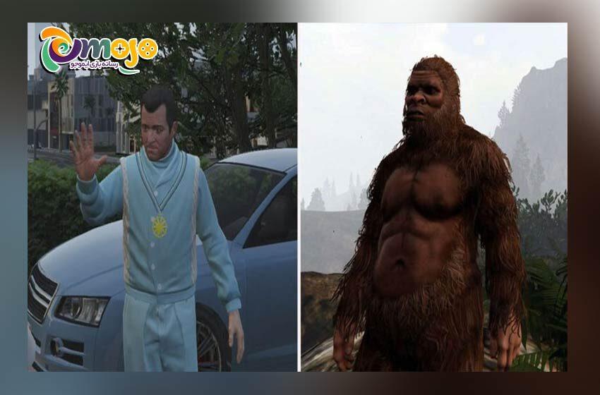 ۱۰ مورد از ماموریت های پنهان در بازی GTA 5