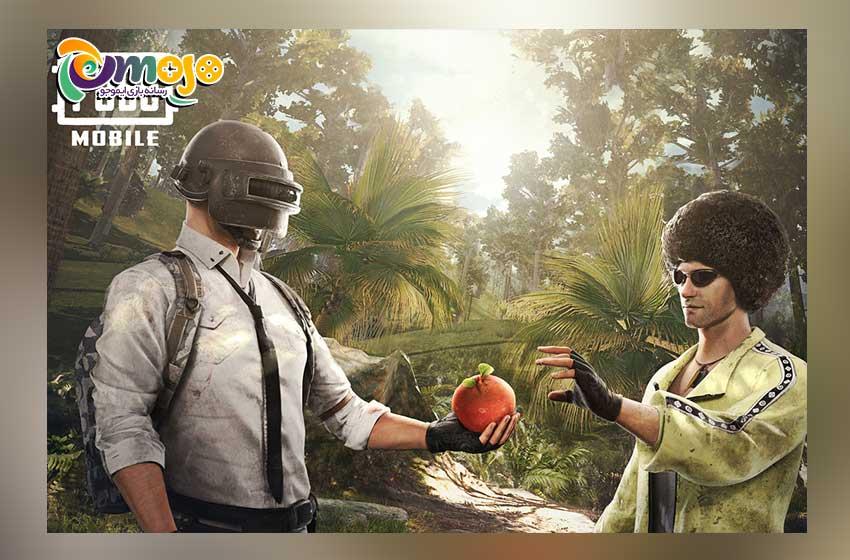 اضافه شدن مود جنگل در آپدیت جدید بازی pubg mobile