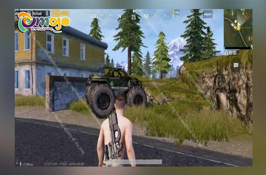 آشنایی با مپ جدید Fourex در بازی پابجی موبایل