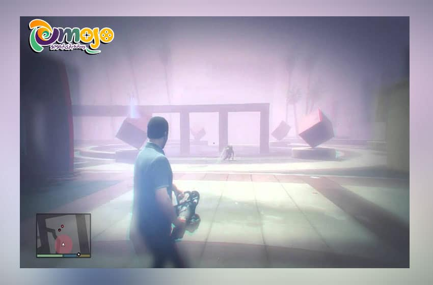 ماموریت های پنهان در بازی جی تی ای 5: Alien Encounters
