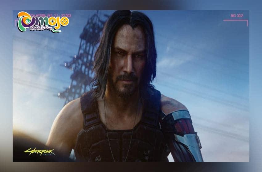 بازی های پلی استیشن ۵: بازی Cyberpunk 2077