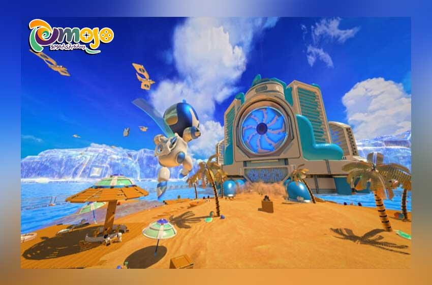 بازی های PS5: بازی Astro's Playroom
