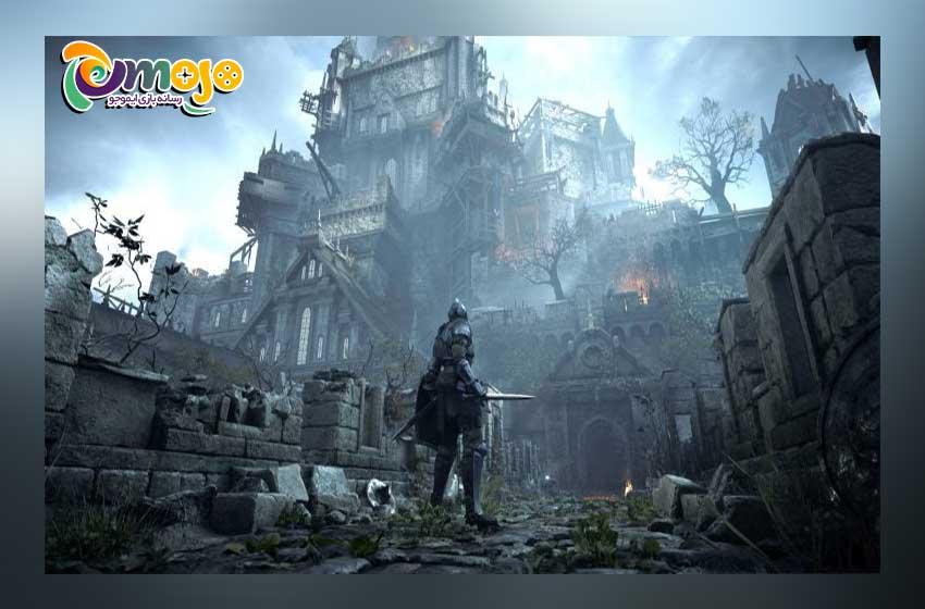بازی های PS5: بازی Demon's Souls Remake