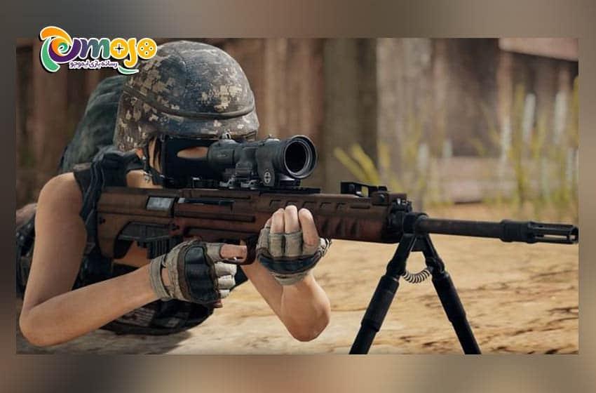 سلاح MK12 پابجی موبایل: جزئیات