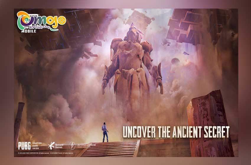 مود جدید Ancient Secret پابجی موبایل چیست؟