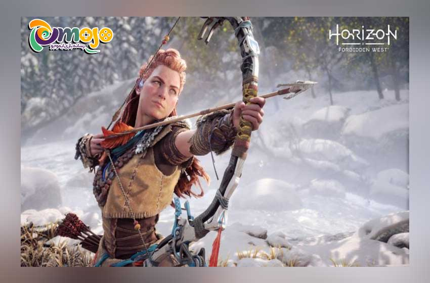 بازی های PS5: بازی Horizon: Forbidden West
