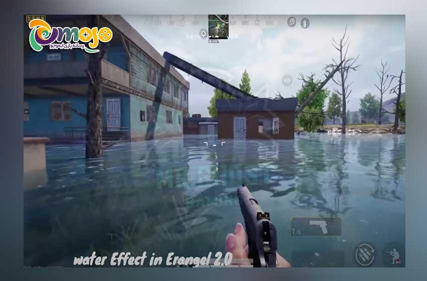 آشنایی با مهمترین ویژگی های مپ Erangel 2.0 بازی پابجی