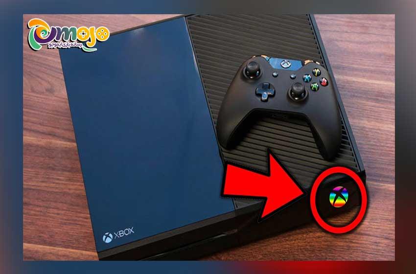 مرحله اول هک ایکس Xbox One