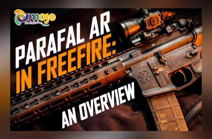 بهترین سلاح های بازی فری فایر: سلاح PARA FAL