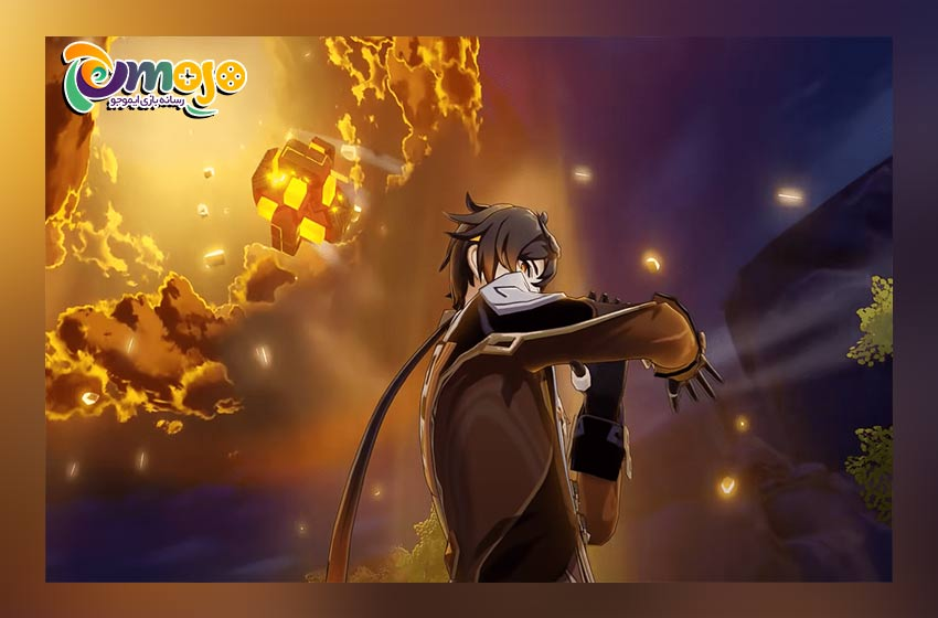 شخصیت های قابل بازی گنشین ایمپکت - Zhongli