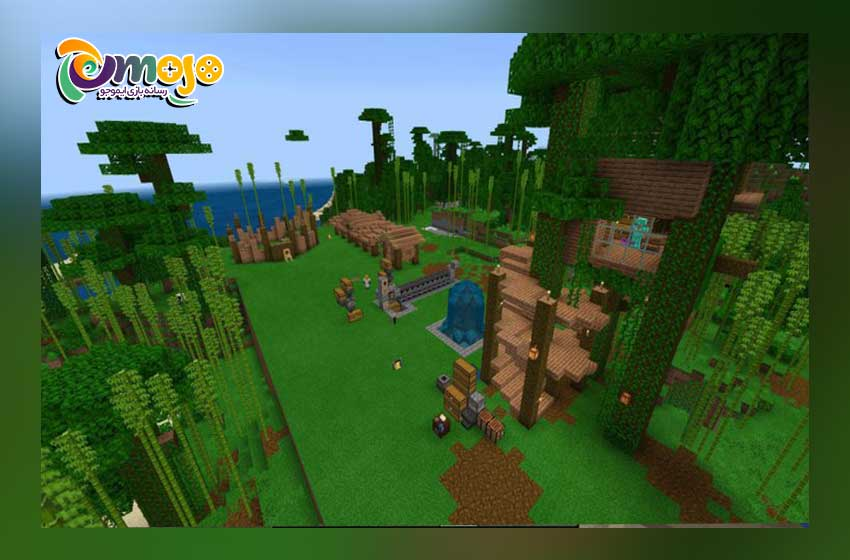 نسخه بدراک Minecraft -۲۹ جولای ۲۰۱۵