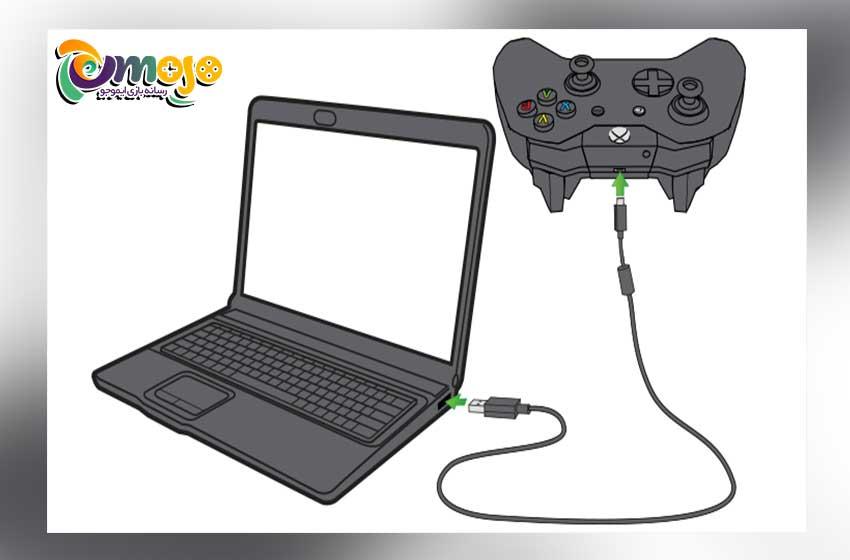 اتصال ایکس باکس 360 به ویندوز Xp